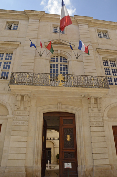 entree mairie