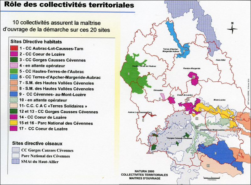 carte collectivites
